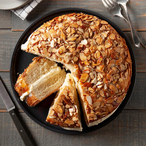 Bienenstich (Whole Cake)
