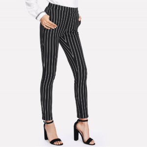 Jaclyn Tapered Office Pants
