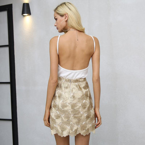 Helene Mini Skirt - Studio Runway