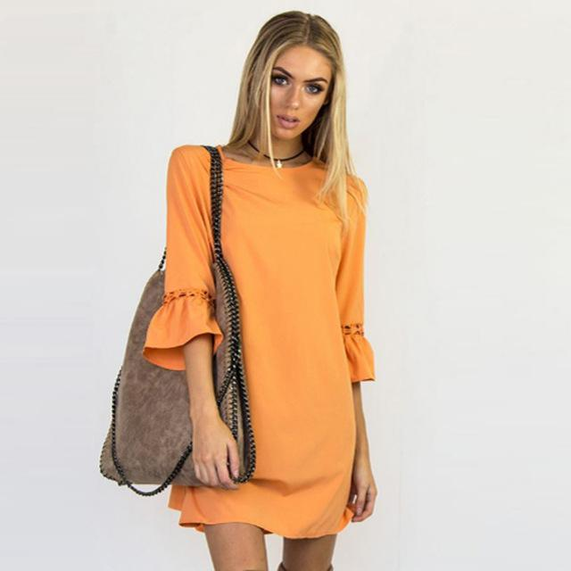 Jemma Shift Work Dress - Studio Runway