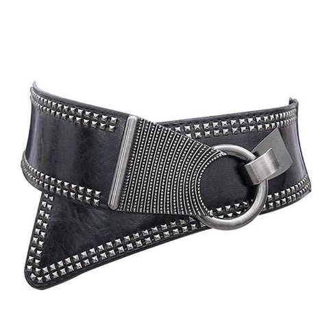 Melony Fashion Stud Belt - Studio Runway