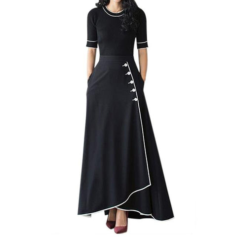 Image of Alayna Maxi Skirt - Studio Runway