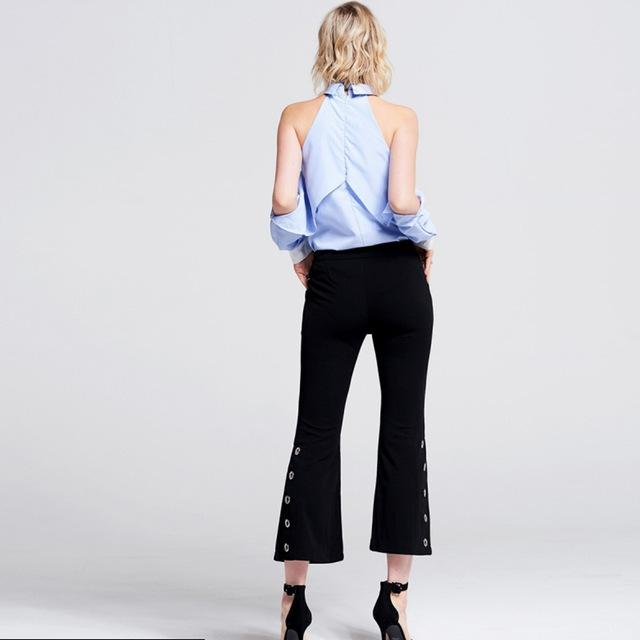 Jada Office Pants - Studio Runway