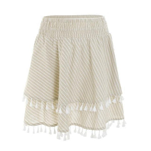 Harper Tassel Mini Skirt