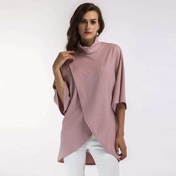 Greer Irregular Long Top - Studio Runway