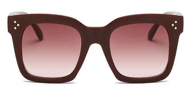 Brianna Flat Top Sunglasses - Studio Runway