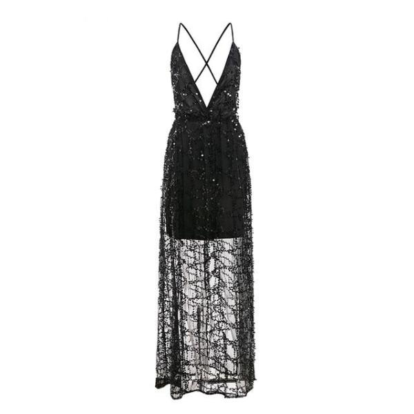Grace Sequin Party Dress - Studio Runway