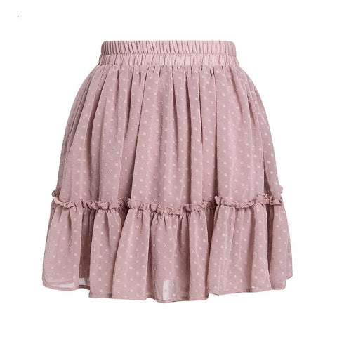 Sienna Ruffle Mini Skirt - Studio Runway