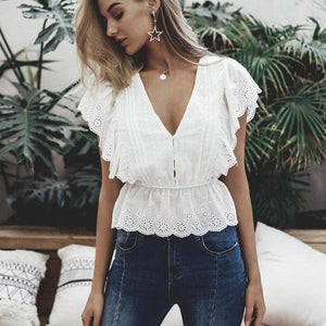 Sienna Embroidery Blouse