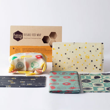 3 x Reusable Honey Wrap