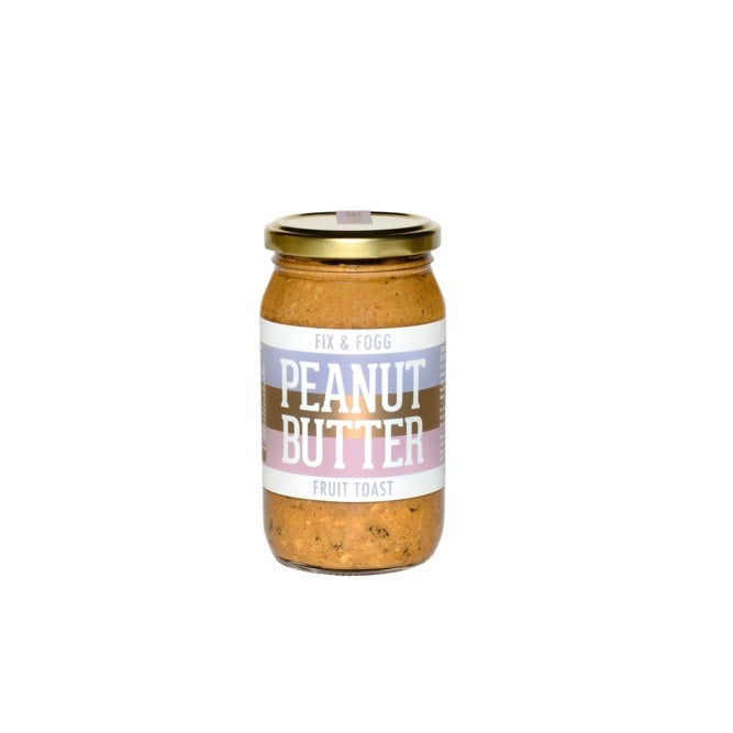 Fix and Fogg Peanut Butter