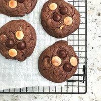 Gluten Free Triple Chocolate Cookie Dough
