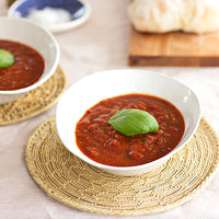 Tomato & Roasted Capsicum Soup
