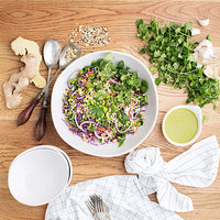 Toss & Go™ Asian Ginger Peanut Slaw