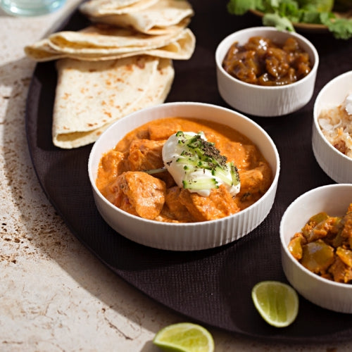 Slow & Go™ No Butter Chicken Curry