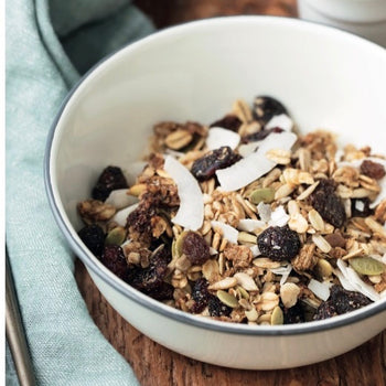 Coconut & Cranberry Muesli