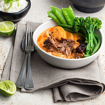 Slow & Go™ Thai Red Beef Cheek Curry
