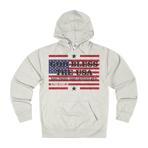 God Bless the USA Hoodie - 50 Stars Apparel Co.