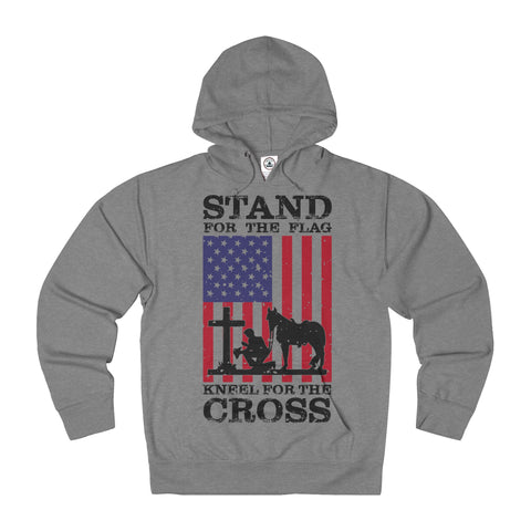 Stand for the Flag Unisex Hoodie - 50 Stars Apparel Co.