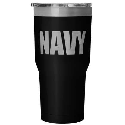 *LIMITED TIME ONLY* Navy 30 Oz Tumbler - 50 Stars Apparel Co.