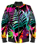 Art Jungle Bomber Jacket By Mark Loring