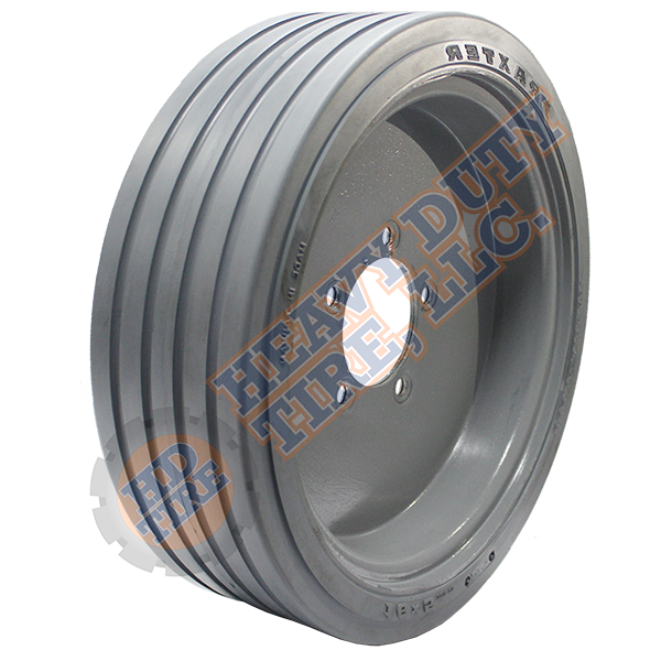 16x5x12 Traxter Grey Solid Non-Marking