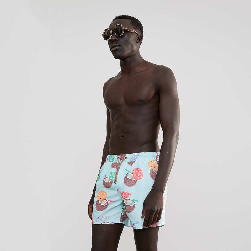 Coconut Cooler 2.0 Swim Shorts