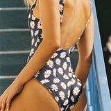 Daisy Baby One Piece Swimsuit