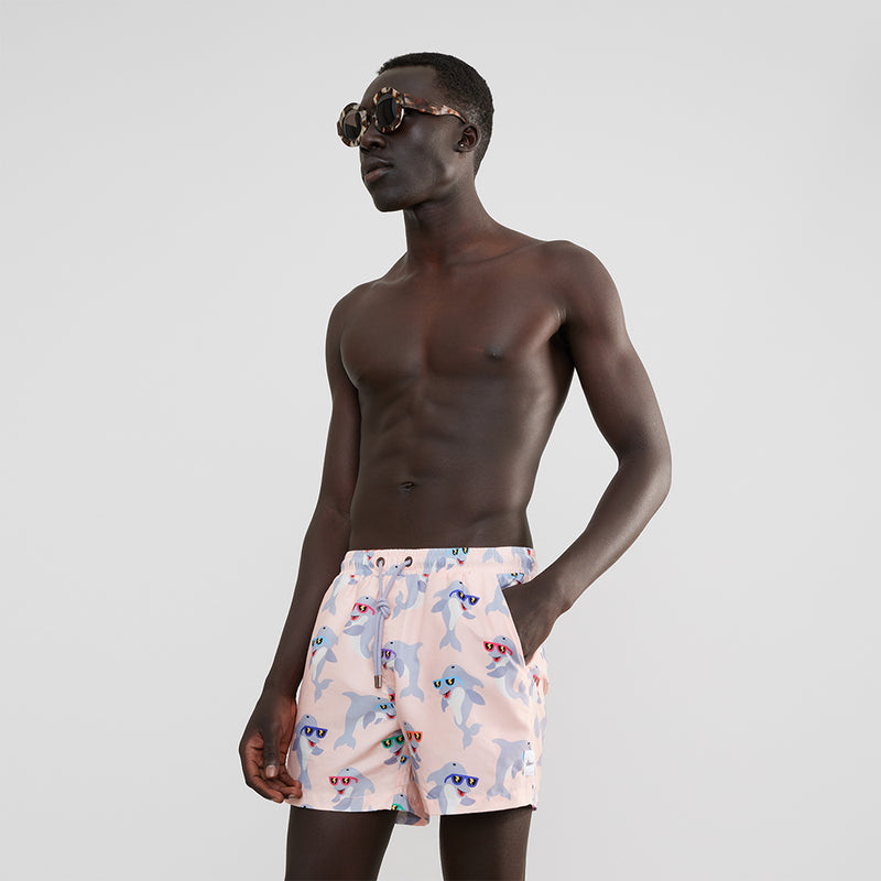 Dolphin D-Floor Swim Shorts