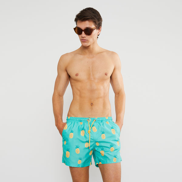 Pineapple Party 2.0 Swim Shorts