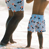 Peewee Pelican Kid's Shorts