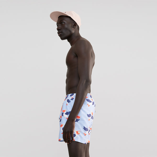 Pelican Party Swim Shorts