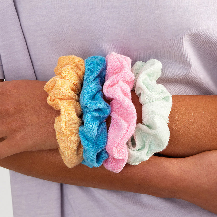 Scrunchies - Pastel Pack