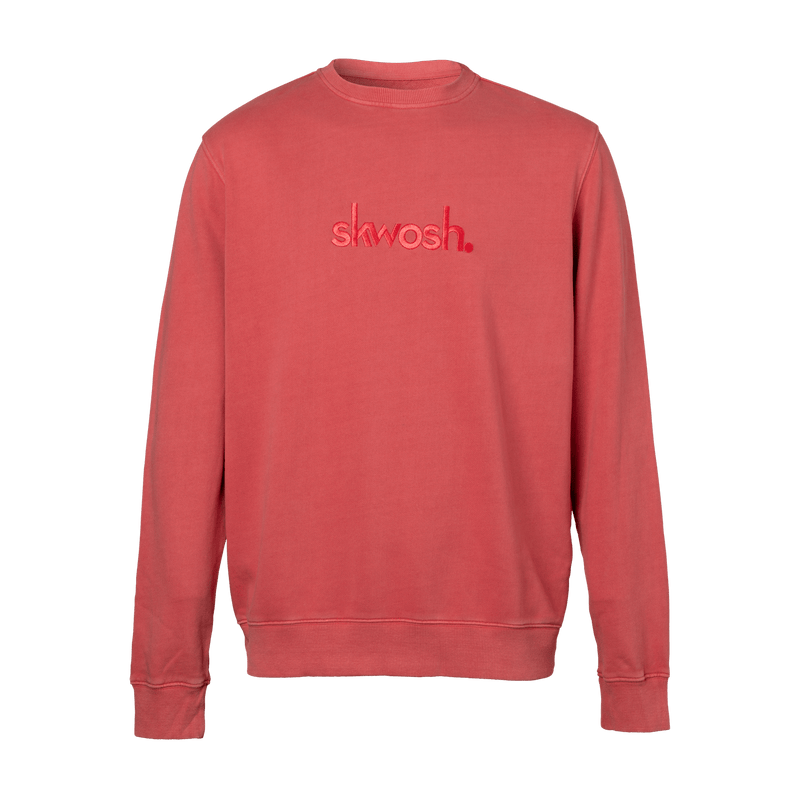 Berry Skwosh Club Sweat