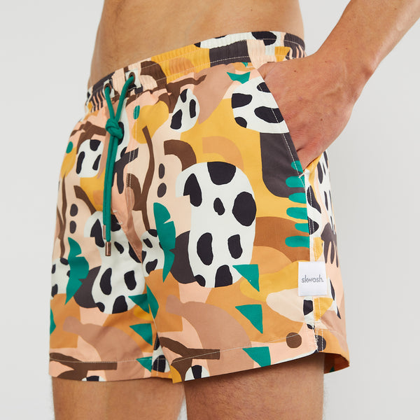 Jungle Boogie Swim Shorts