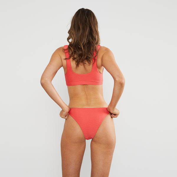 Cool Coral Regular Bikini Pant