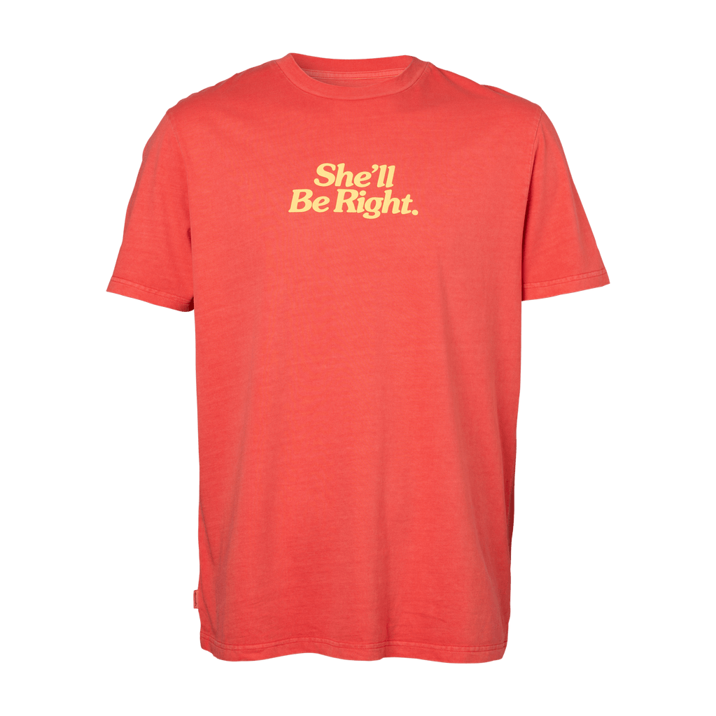She'll Be Right Tee