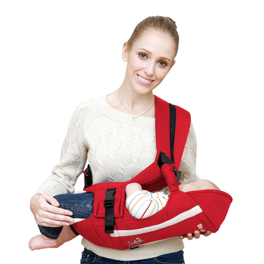 Backpack - 4-in-1 Ergonomic Baby Carrier For Sling, Front Or Backpack Carrying