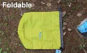Bag - Outdoor Storage Waterproof Bag With Adjustable Strap Hook
