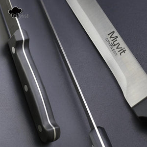 Knives - Multifunctional Japanese Style Stainless Steel Cleaver Set