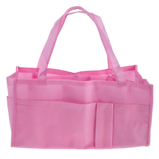 Portable Mommy Bottle Storage Handbag