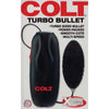 COLT by CALEXOTICS Vibrating Turbo Bullet Vibrator