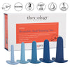 Calexotics They-Ology Wearable Silicone Anal Training Set 5 Piece Kit