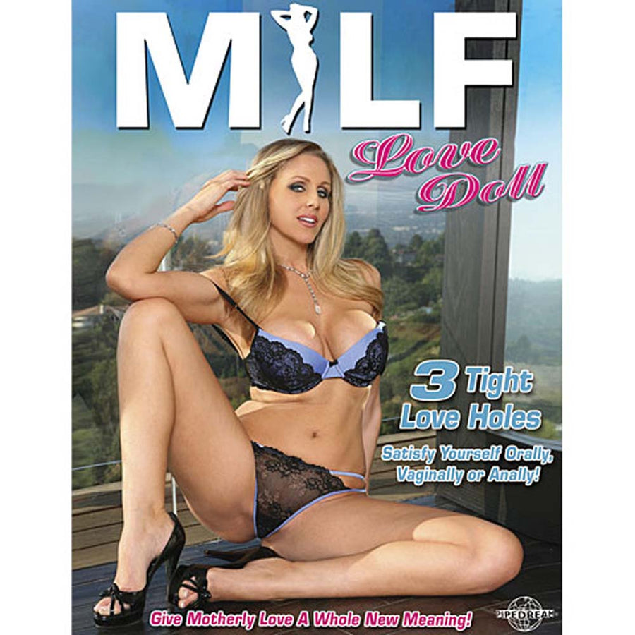 MILF Inflatable Blow Up Love Doll by Pipedream Products