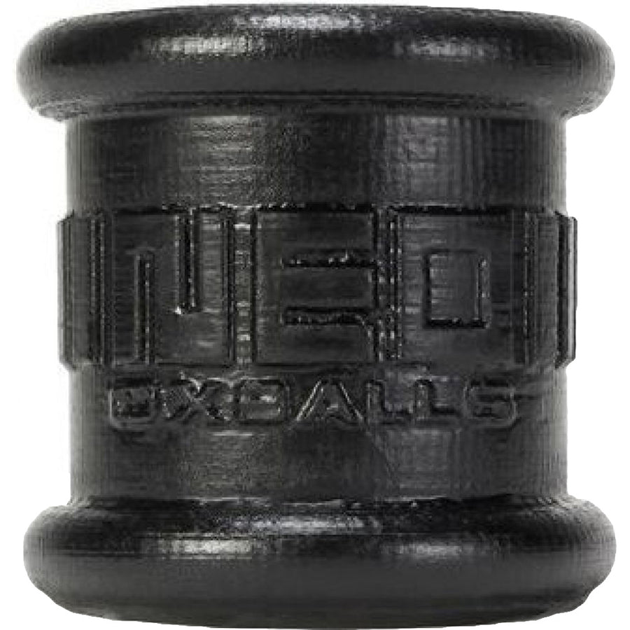 Oxballs Neo Stretch Tall Silicone Ball Stretcher 2 inch Black