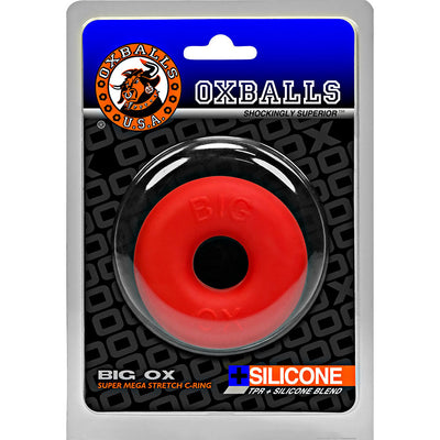 Oxballs Big Ox Cock Ring Super Mega Stretch Cock Ring with Plus Silicone