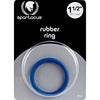 Spartacus Rubber Ring Soft Cock Ring