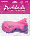 Bachelorette Party Favors Party Balloons 8 Pieces Pink and Purple