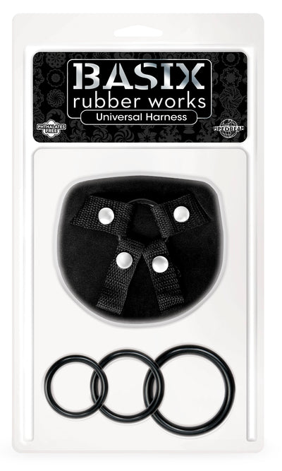 Pipedream Basix Rubber Works Universal Harness