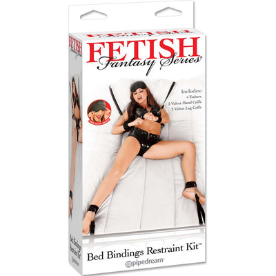 Pipedream Fetish Fantasy Series Bed Bindings Restraint Kit